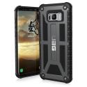 UAG-GLXS8PLS-M-GR - Coque UAG Monarch pour Galaxy S8 Plus 5 couches antichoc et aluminium