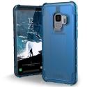 UAG-GLXS9P-Y-GL - Coque renforcée Galaxy S9+ de UAG série Plyo coloris Bleu