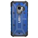 UAG-GLXS9PLS-L-CB - Coque UAG Plasma pour Galaxy S9 Plus coloris bleu cobalt