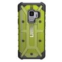UAG-GLXS9PLS-L-CT - Coque UAG Plasma pour Galaxy S9 Plus coloris citron