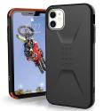 UAG-IP11-CIVINOIR - Coque UAG iPhone 11 série Civilian antichoc coloris noir