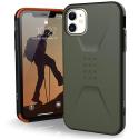 UAG-IP11-CIVIOLIVE - Coque UAG iPhone 11 série Civilian antichoc coloris Olive