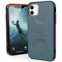 UAG-IP11-CIVISLATE - Coque UAG iPhone 11 série Civilian antichoc coloris Ardoise