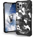UAG-IP11PAMX-CAMOBLANC - Coque UAG iPhone 11 Pro Max série Pathfinder antichoc coloris camouflage blanc