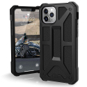 UAG-IP11PMAX-MONACUIR - Coque UAG iPhone 11 PRO MAX Monarch 5 couches antichoc et alliage métal et cuir