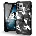 UAG-IP11PRO-CAMOBLANC - Coque UAG iPhone 11 Pro série Pathfinder antichoc coloris camouflage blanc