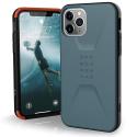 UAG-IP11PRO-CIVISLATE - Coque UAG iPhone 11 PRO série Civilian antichoc coloris Ardoise