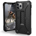 UAG-IP11PRO-MONACARBO - Coque UAG iPhone 11 PRO série Monarch 5 couches antichoc et alliage métal