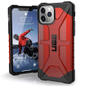 UAG-IP11PRO-PLASMAROUGE - Coque iPhone 11 Pro de UAG série Plasma coloris rouge antichoc