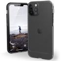 UAG-IP12-LUCENTASH - Coque UAG iPhone 12 /12 Pro série Lucent antichoc coloris gris fumé