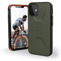 UAG-IP12MINI-CIVIOLIVE - Coque UAG iPhone 12 Mini série Civilian antichoc coloris olive