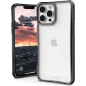 UAG-IP13PMAX-PLYOASH - Coque iPhone 13 Pro Max de UAG série Plyo coloris transparent et noir antichoc