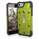 UAG-IP678-PLASMACITRON - Coque iPhone 6/7/8 de UAG série Plasma coloris CITRON transparent antichoc