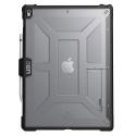 UAG-IPD129-L-IC - Coque antichocs UAG pour iPad 12.9 (2017) coloris transparent contour noir