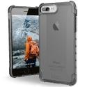 UAG-IPH8-7PLS-YAS - Coque UAG Plyo pour iPhone 8 Plus coloris gris fumé