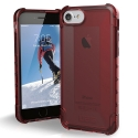 UAG-IPH8-Y-CR - Coque UAG Plyo pour iPhone 8 coloris rouge Crimson