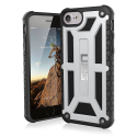 UAG-IPH8MONARCHSILV - Coque UAG iPhone 7/8 série Monarch 5 couches antichoc et alliage métal