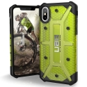 UAG-IPHX-L-CT - Coque iPhone X de UAG série Plasma coloris Citron