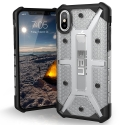 UAG-IPHX-L-IC - Coque iPhone X de UAG série Plasma coloris transparent