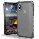 UAG-IPHX-Y-IC - Coque UAG Plyo pour iPhone X coloris gris translucide