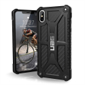 UAG-IPHXSMAXMONACARBO - Coque UAG iPhone Xs Max série Monarch 5 couches antichoc et alliage métal carbone