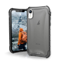 UAG-IPXR-PLYOASH - Coque iPhone XR de UAG série Plyo coloris gris fumé antichoc