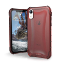 UAG-IPXR-PLYOROUGE - Coque iPhone XR de UAG série Plyo coloris rouge antichoc