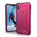 UAG-IPXS-PLYOROSE - Coque iPhone XS de UAG série Plyo coloris rose antichoc