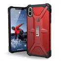 UAG-IPXSM-PLASMAMAGMA - Coque iPhone Xs Max de UAG série Plasma coloris rouge antichoc