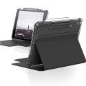 UAG-LUCENTIPAD102NOIR - Etui UAG Lucent pour iPad 10.2 renforcé et antichoc coloris noir