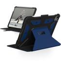 UAG-METROIPADAIR109BLEU - Etui UAG iPad Air 10.9 renforcé et antichoc coloris bleu cobalt
