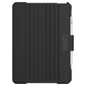 UAG-METROPRO1292021 - Coque UAG Metropolis poour iPad Pro 12,9 pouces (2021) renforcé et antichoc coloris noir