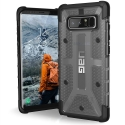 UAG-NOTE8-L-AS - Coque Galaxy Note-8 UAG renforcée antichoc gris fumé