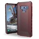 UAG-PLYO-NOTE9ROUGE - Coque Galaxy Note9 de UAG série Plyo coloris rouge Crimson