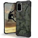 UAG-S20CAMOVERT - Coque Galaxy S20 de UAG série Pathfinder camouflage vert