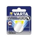 VARTA-CR2016 - Pile bouton VARTA CR2016 au lithium 3V CR-2016