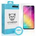 VITHERUM-FULLMATE20 - Protection écran Vitherum pour Huawei Mate 20 en verre trempé incurvé transparent avec colle UV