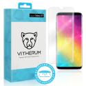 VITHERUM-FULLMATE20LITE - Protection écran Vitherum pour Mate 20 Lite en verre trempé incurvé transparent avec colle UV