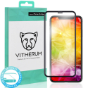 VITHERUM-TURQIPXSMAX - Protection écran Vitherum 3D Full-Glue iPhone XS-MAX contour noir