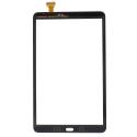 VITRE-TABA101NOIR - Vitre tactile Galaxy Tab-A 2016 10.1 pouces coloris noir réparation écran