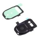 VITREAPNGALS7NOIR - Vitre appareil photo Galaxy S7 / S7 Edge coloris noir