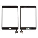 VITREIPADMINI3NOIR - Vitre tactile pour iPad Mini 3 coloris noir