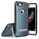 VRS-DUOGUARDIP7BLUE - Coque iPhone 7/8 VRS-Design série Duo-Guard coloris bleu