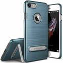 VRS-SIMPLYIP7BLEU - Coque iPhone 7/8 VRS-Design coloris bleu