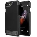 VRS-SIMPLYMODIP7NOIR - Coque iPhone 7/8 et SE (2020) VRS-Design SimplyMod cuir noir