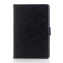 WALLET-IPADPRO129NOIR - Etui iPad Pro 12.9 génération 1 rabat latéral noir fonction stand