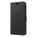 WALLET-ZC554KLNOIR - Etui Zenfone 4 Max ZC554KL noir rabat logements cartes