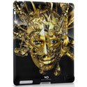 WD1140MECGOLD - Coque White Diamonds The mecanist Gold pour iPad 2