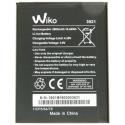WIKOBAT-LENNY5 - Batterie origine Wiko Lenny 5 de 2800 mAh Lithium-Ion Wiko type 3921