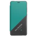 WIKOVIEW-LENNY5BLEEN - Wiko Smart-Folio pour Wiko Lenny-5 coloris turquoise